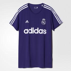 53cad8d05cb Camiseta Real Madrid Adidas Siemens - Camisetas Manga Curta para ...
