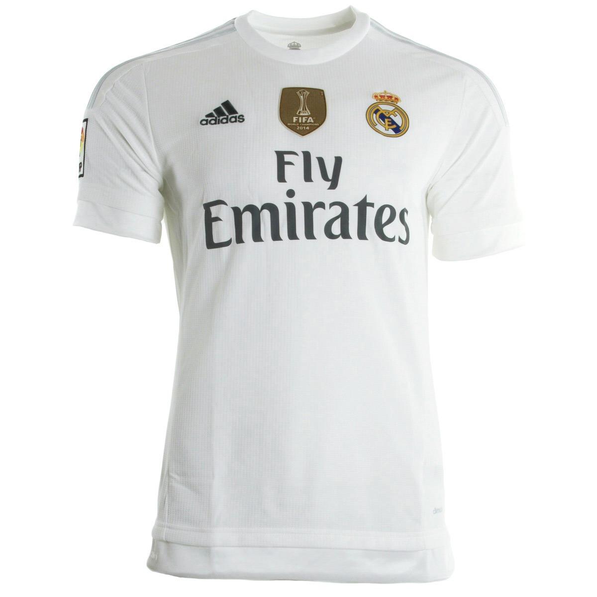 camiseta adidas real madrid temp 2016 futbol profesional. Cargando zoom. 0f552fabbe290