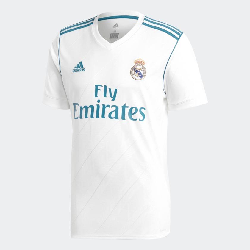 camiseta adidas real madrid titular la liga xl. Cargando zoom. 4f48fd9d9463d