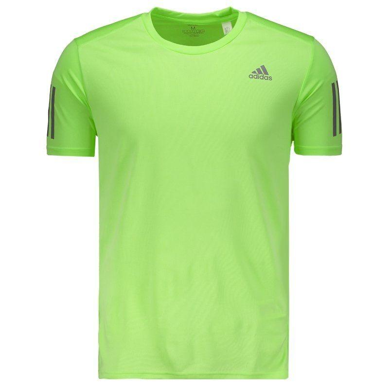 camiseta adidas response running amarela. Carregando zoom. 5138377c6b40d