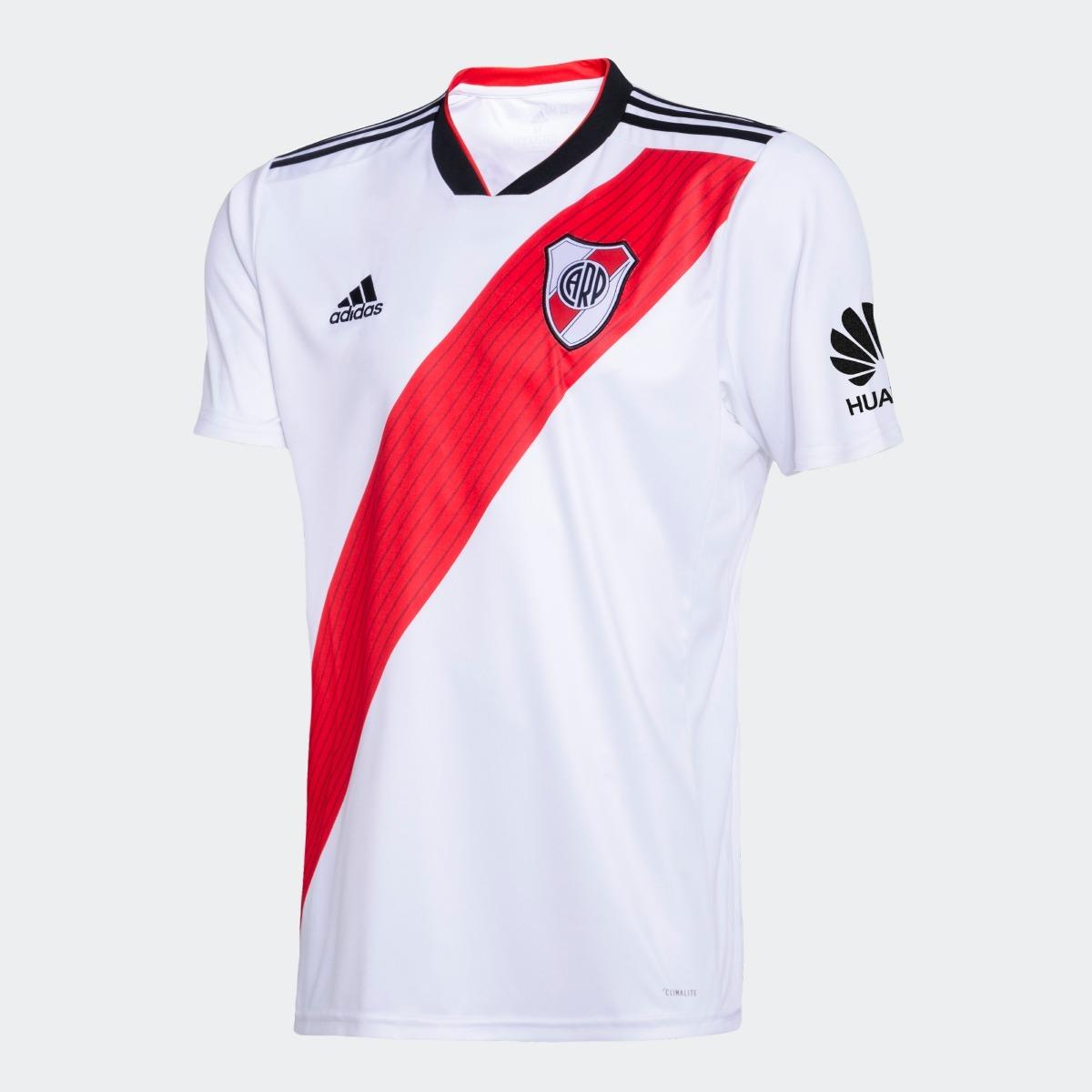 camiseta adidas river plate 2019 titular climalite original! Cargando zoom. 0f671e8207d34