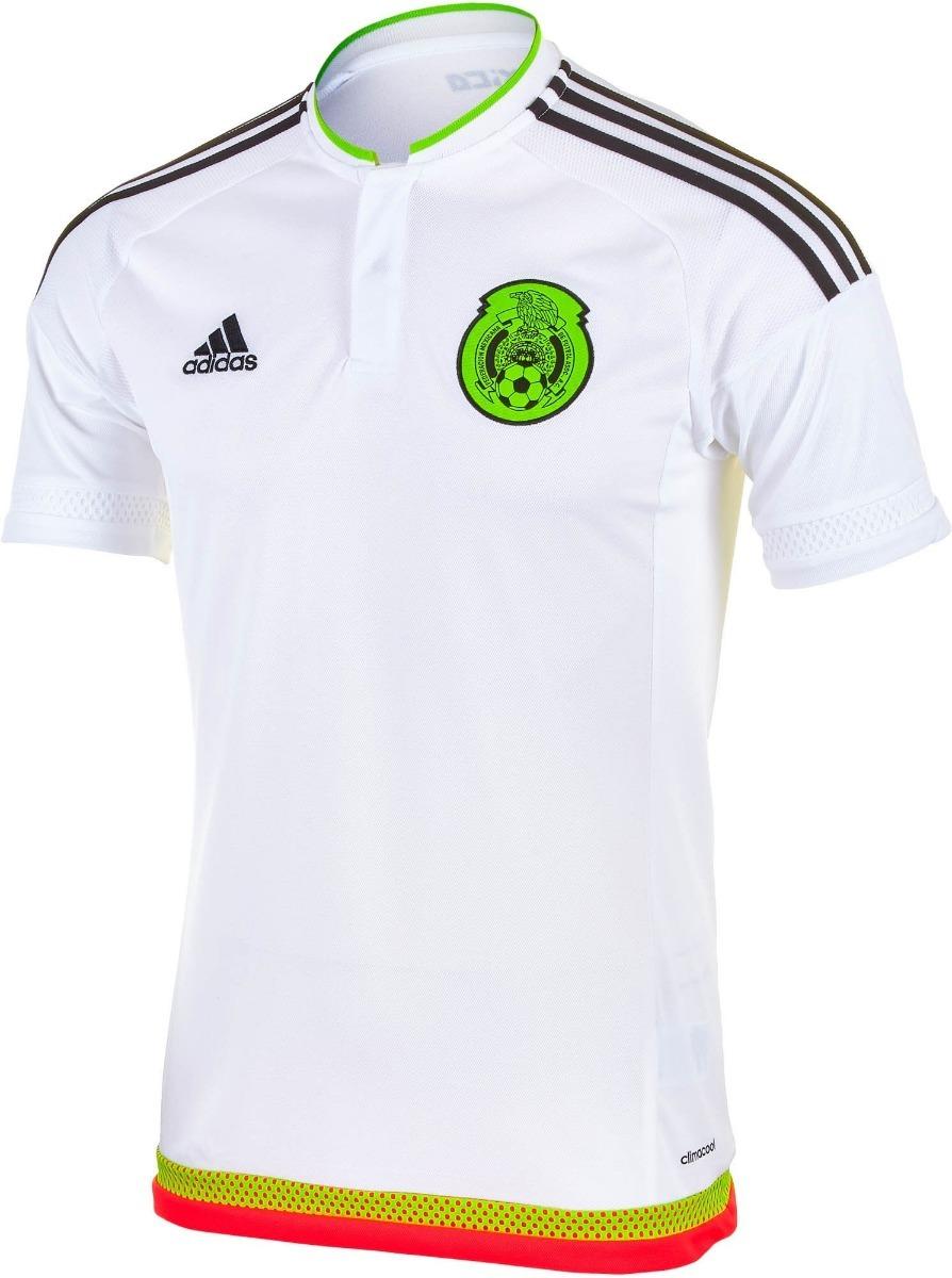 Camiseta adidas Sel De México Modelo Alternativo 2015 16 -   999 09a9a32112056
