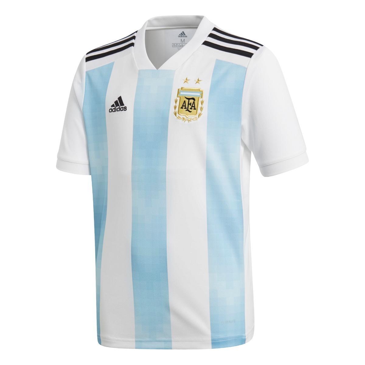 Argentina Camiseta Climacool 999 2018 00 Adidas Seleccion Hombre 8AwTSv8