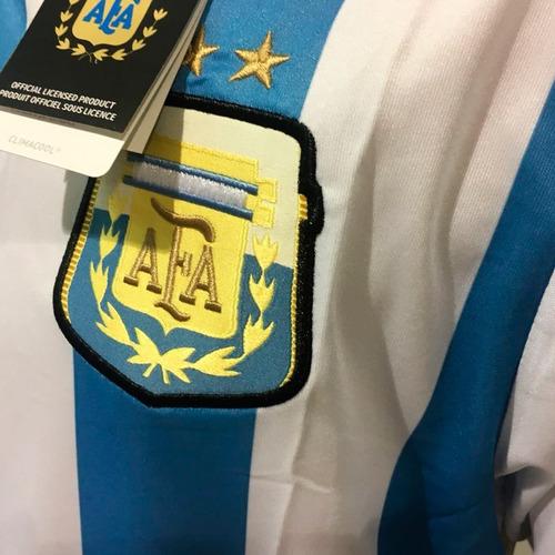 camiseta adidas selección argentina afa 2014