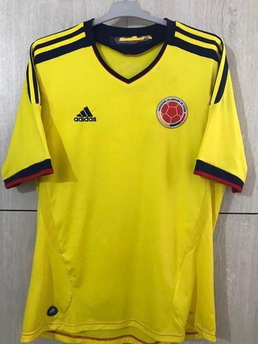 camiseta adidas selección colombia talla l