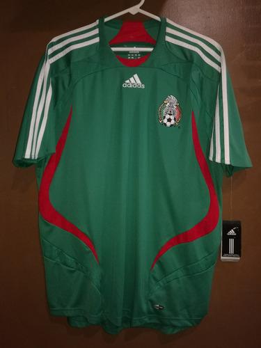camiseta adidas seleccion mexico large