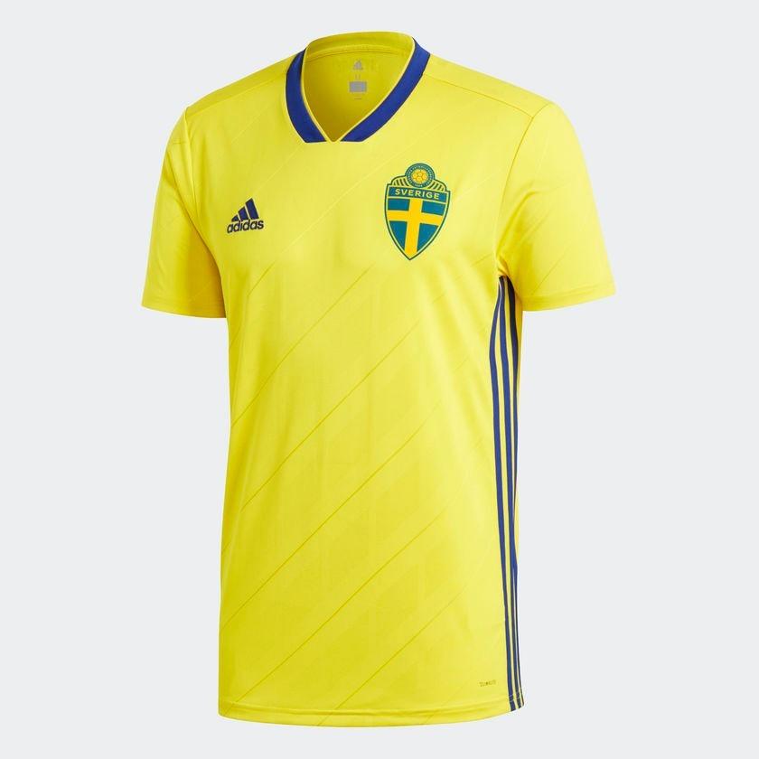 Camiseta adidas Selección Suecia Mundial Rusia 2018 -   1.839 a91c77ee5fa9a