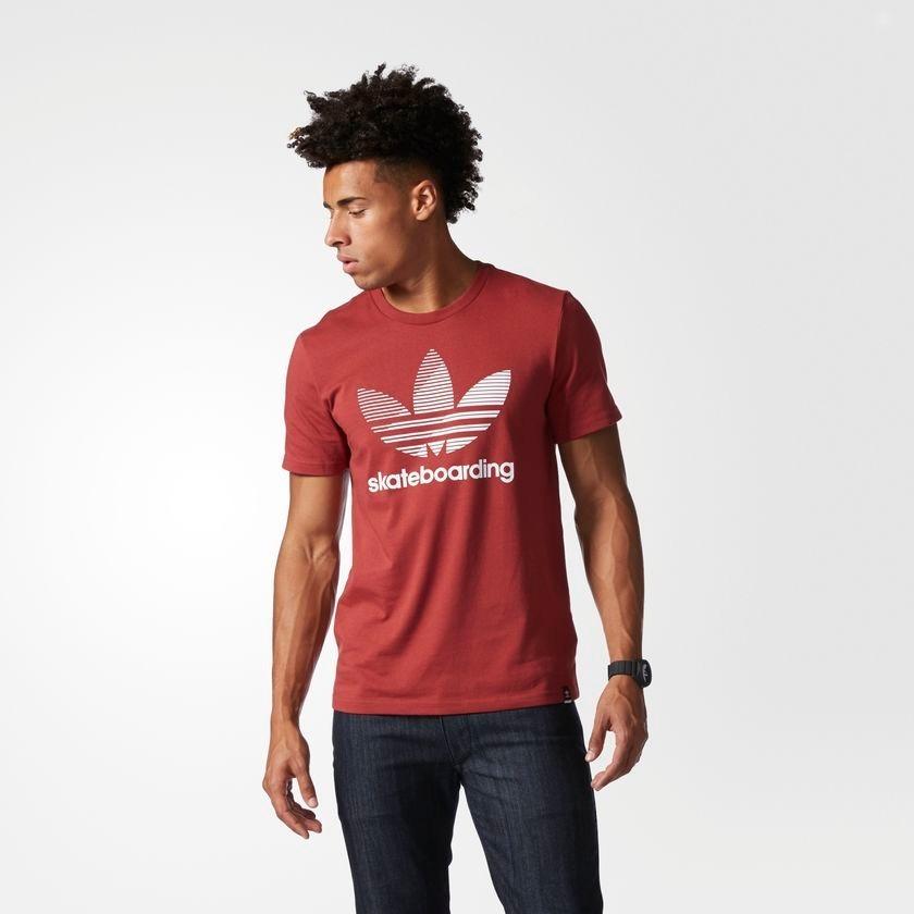 63aa832b528b8 camiseta adidas skateboarding clima 3.0 remix - original. Carregando zoom.