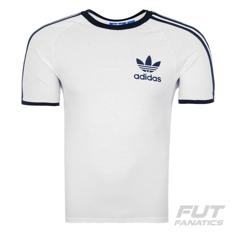5f2472c1c9 camiseta adidas sport essentials originals branca. Carregando zoom.
