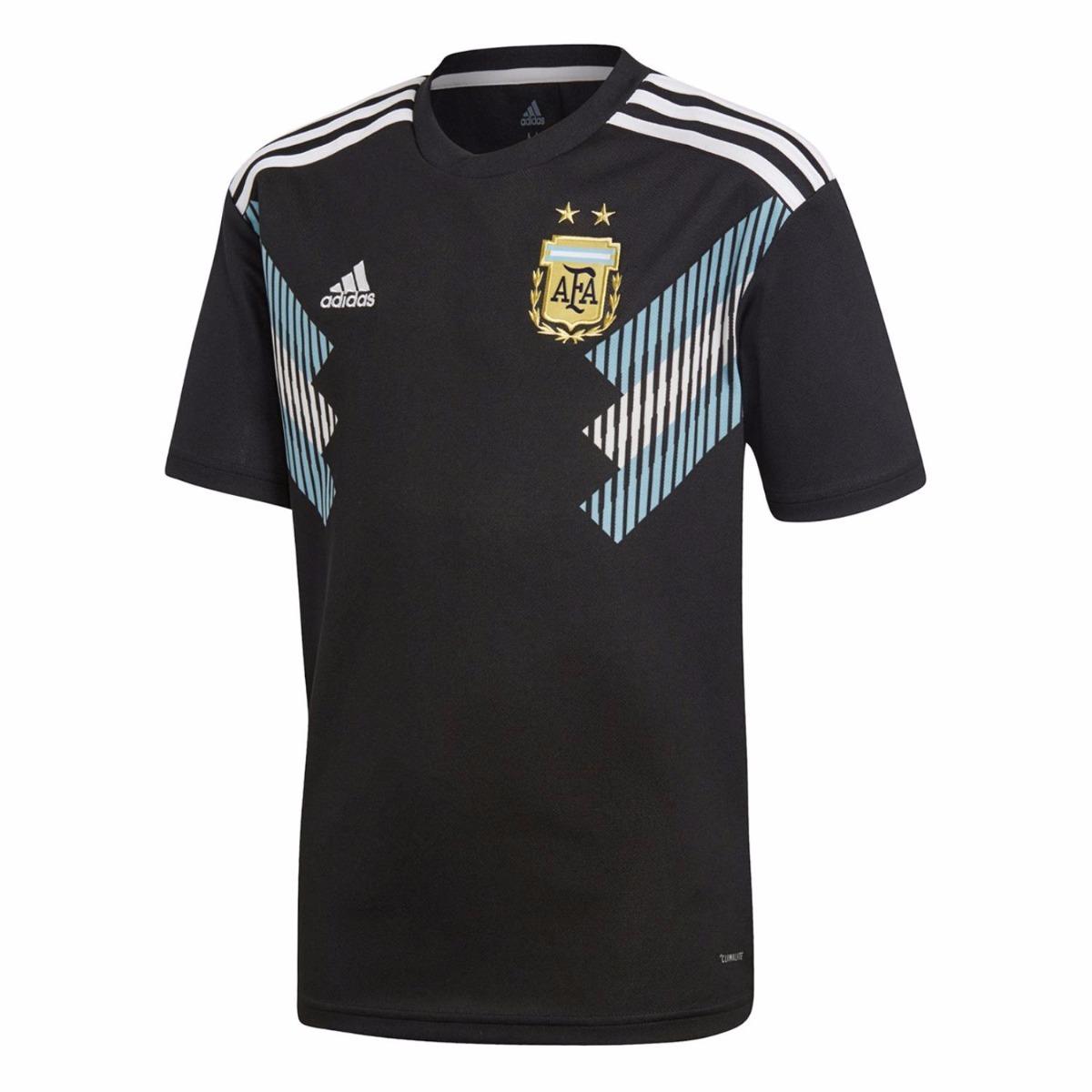 camiseta adidas suplente infantil selección argentina. Cargando zoom. 05372162e8a