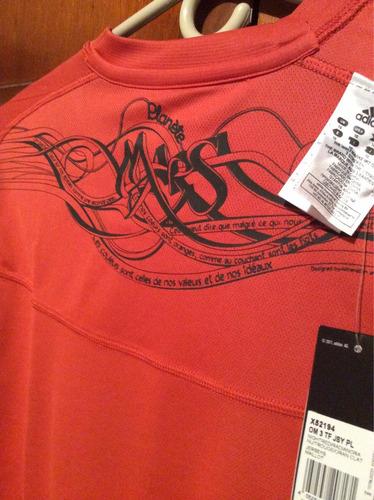 camiseta adidas techift marsella