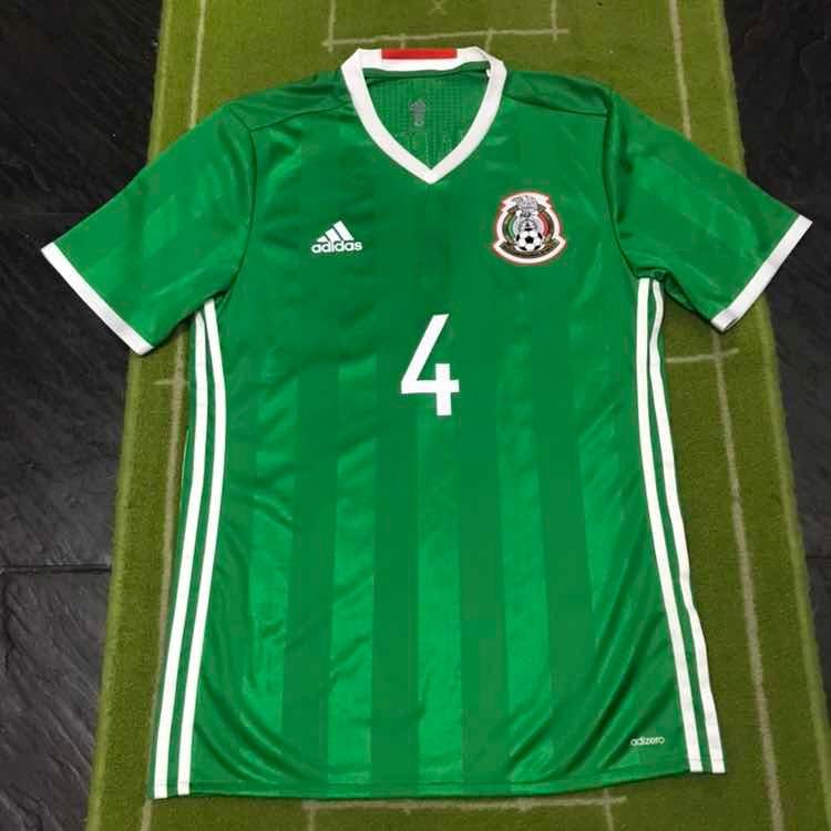 eb24d98c733ce Camiseta Adizero De Juego Selección México 2016-17  4 -   3.499