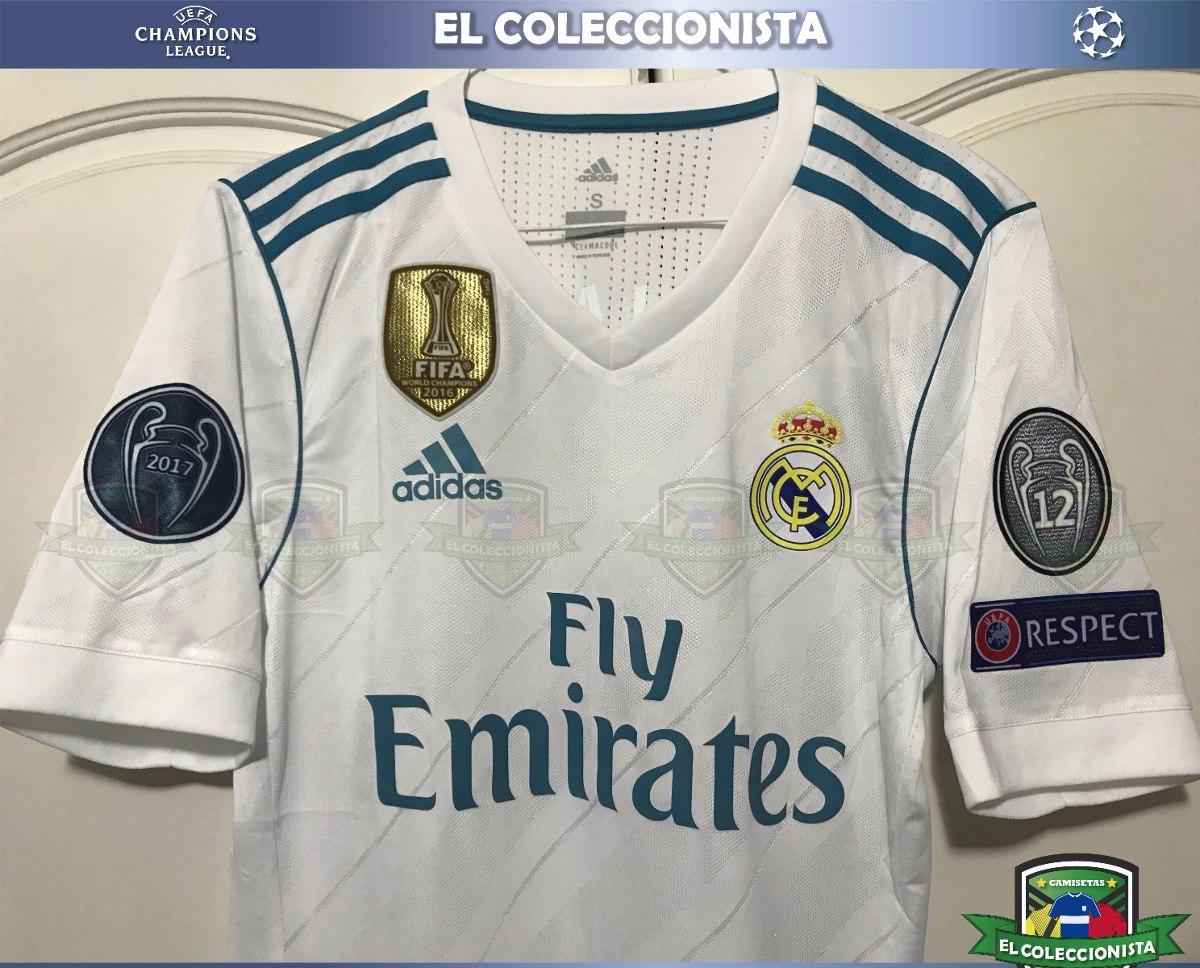 Camiseta Adizero Real Madrid Uefa Champions League Ronaldo - U S 70 ... 8746e334b16e6