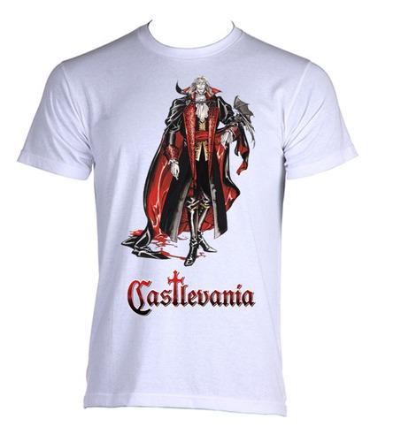 camiseta adulto castlevania dracula 09