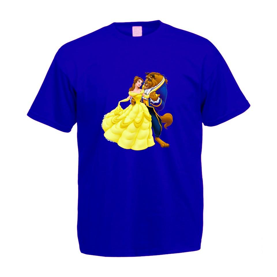 0e766e4773 camiseta adulto personalizada a bela e a fera. Carregando zoom.