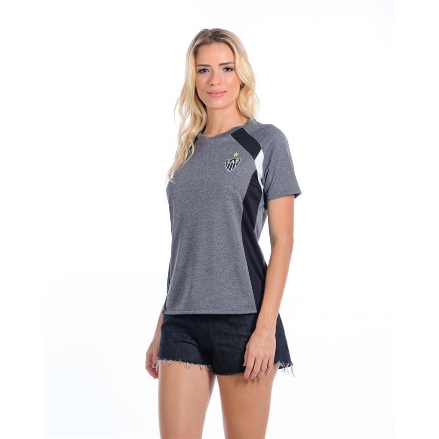a59c18476 camiseta adulto raglan feminina victor atlético mineiro. Carregando zoom.