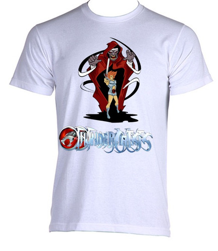 camiseta adulto thundercats lion 02