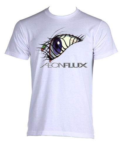 camiseta adulto unissex æon aeon flux 01