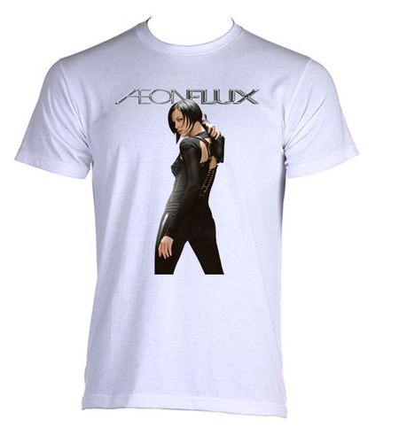 camiseta adulto unissex æon aeon flux 07