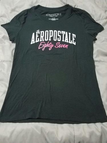 camiseta aeropostal nueva para mujer talla xl
