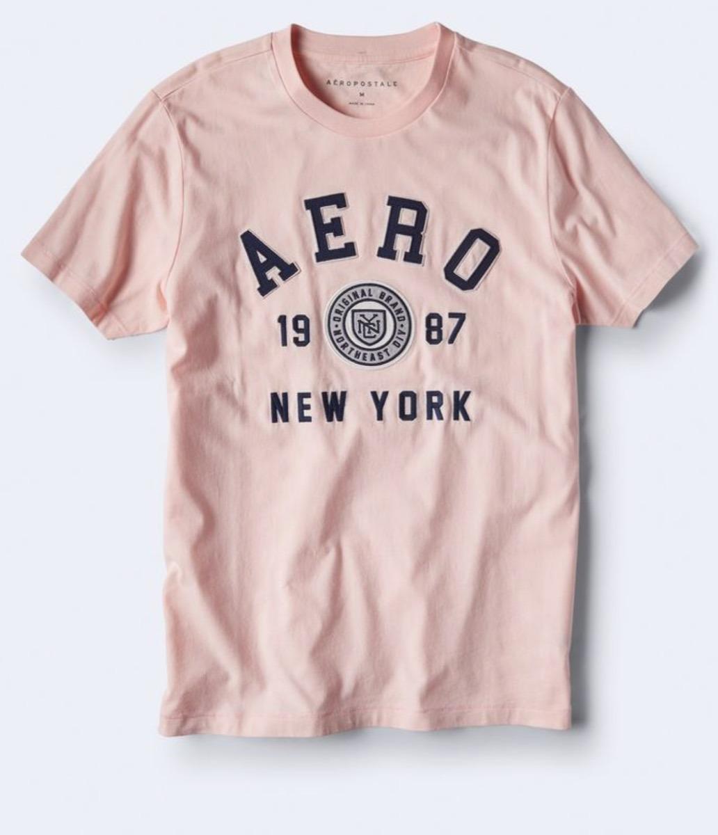 abcdb53a9 camiseta aeropostale feminina original. Carregando zoom.