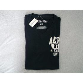 Camiseta Aeropostale Masc.tam. Peq. Só R$69.00
