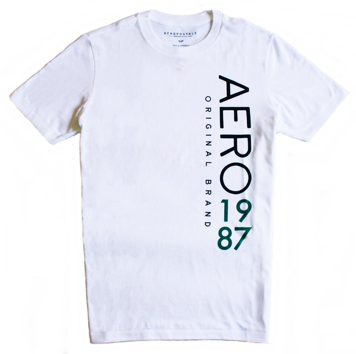 b5b8619c5c8d1 camiseta aeropostale original importada dos estados unidos. Carregando zoom.