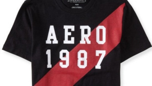 camiseta aeropostale original importado dos eua( m )