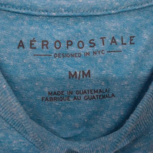 camiseta aeroposte aero new york graphic tee original