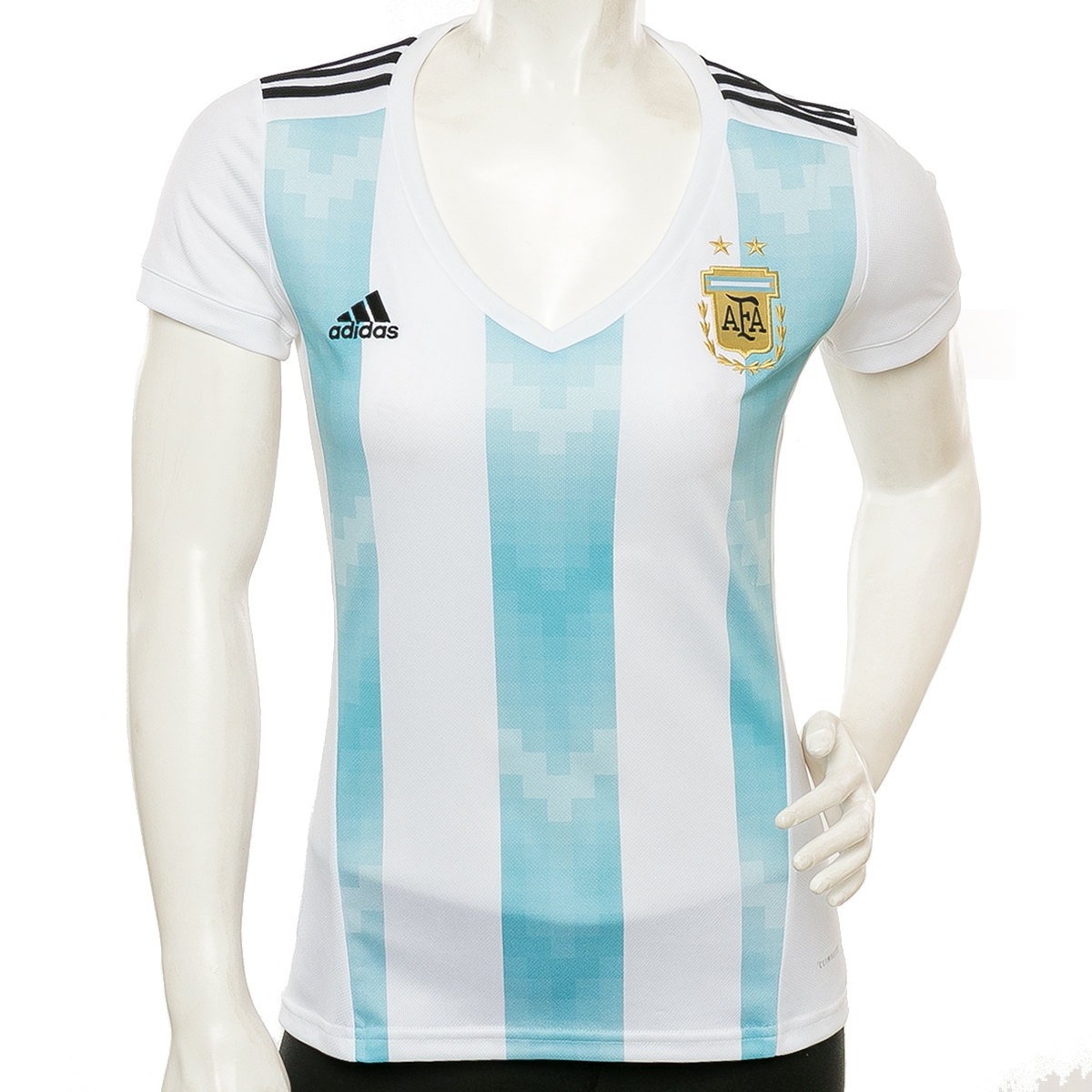 Camiseta Afa Argentina Mujer adidas Sport 78 Tienda Oficial