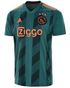 nueva colección c1042 0a65c Camiseta Ajax 2019 2020 Alterna Visita