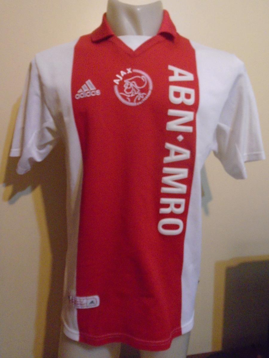 on sale ec117 1df13 Camiseta Ajax Holanda 2001 2002 Zlatan Ibrahimovic #9 Suecia - $ 2.600,00