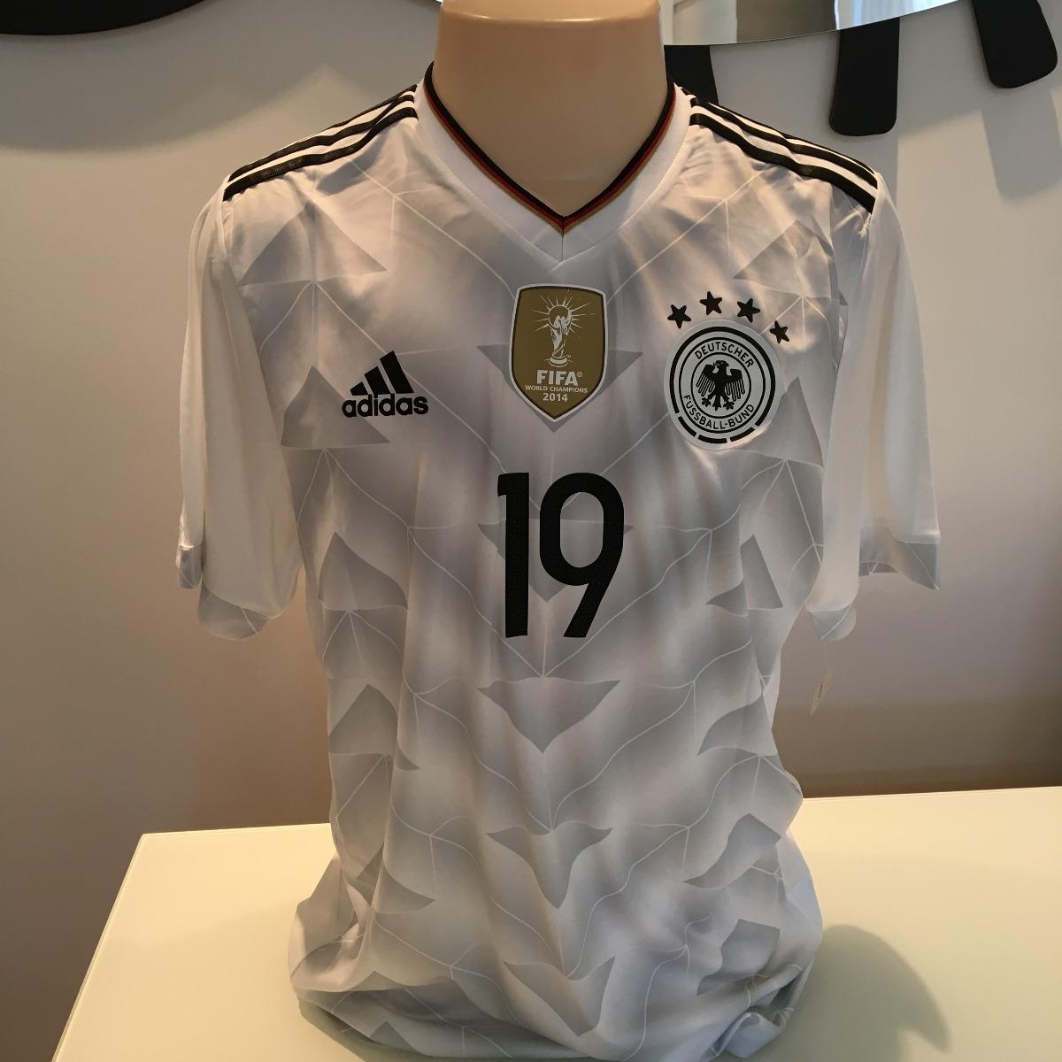 Camiseta Alemanha -  19 Gotze - Modelo Jogador - Original - R  199 ... 0d01b570e60e8