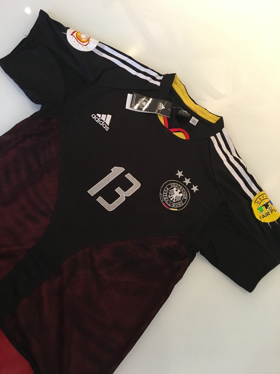 camiseta alemanha 2004 -  13 ballack - pronta entrega. Carregando zoom. dc4d927d2ef0a