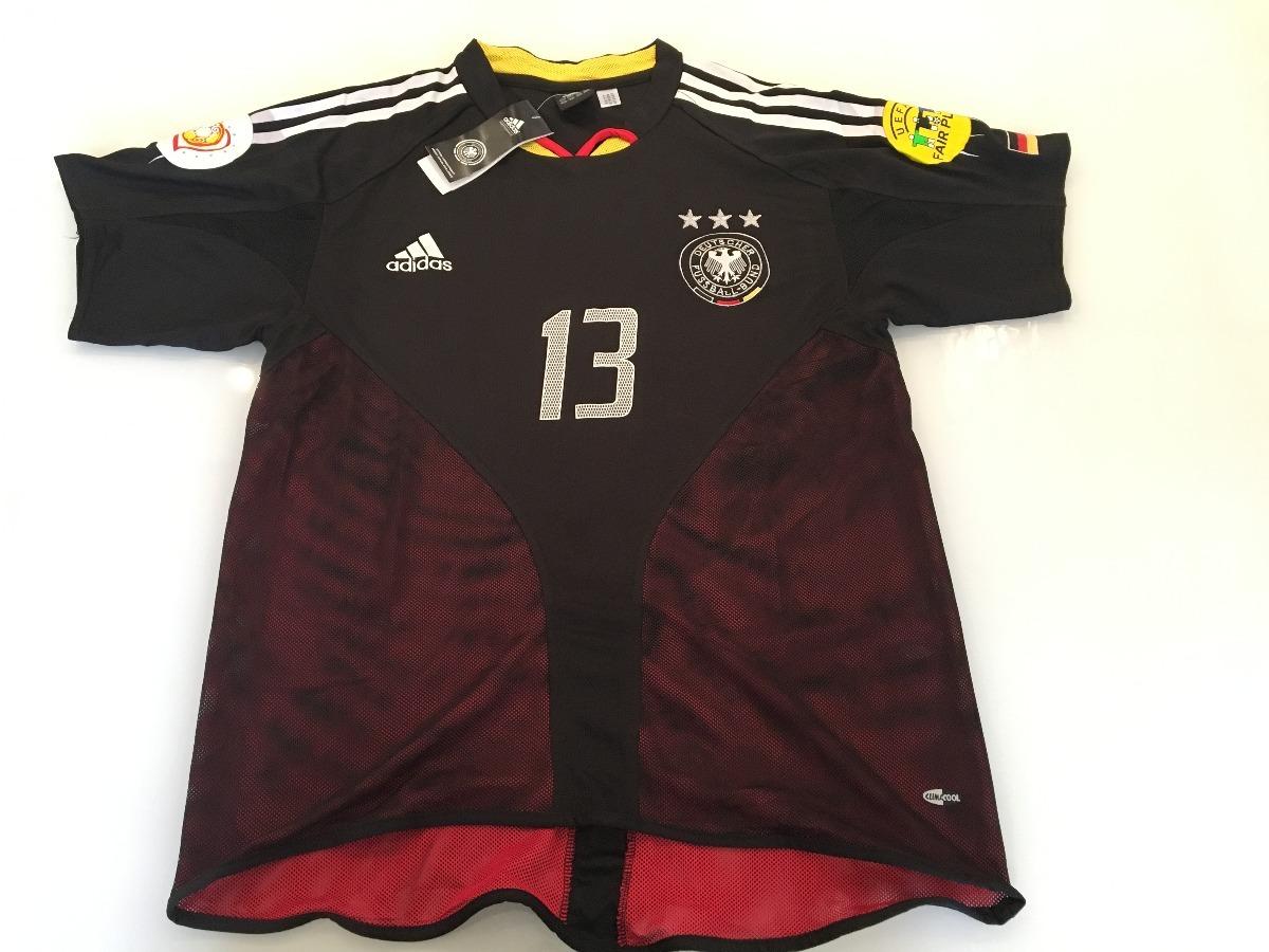 9939061cfaf26 camiseta alemanha 2004 -  13 ballack - pronta entrega. Carregando zoom.