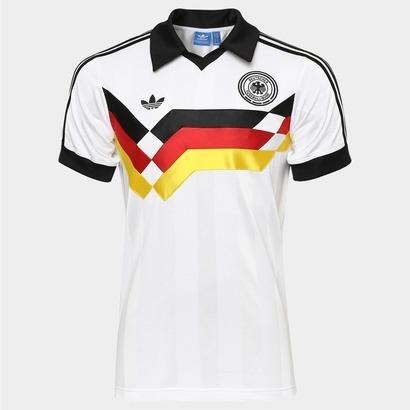 Camiseta Alemanha - Modelo Copa Do Mundo 1990 - Original - R  229 d527846aee901