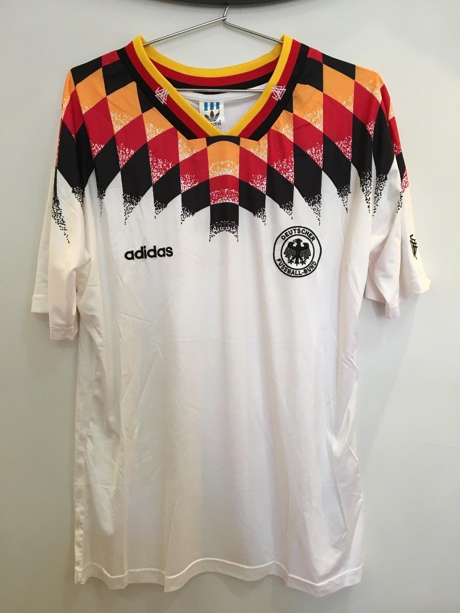 97016a562 camiseta alemanha - modelo copa do mundo 1994 - original. Carregando zoom.