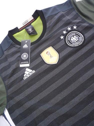 camiseta alemania eurocopa 2016 visitante adidas reversible