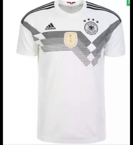 camiseta alemania mundial rusia 2018