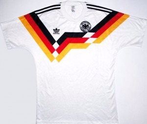 camiseta alemania retro 1990 ho