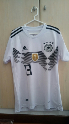 camiseta alemania rusia 2018