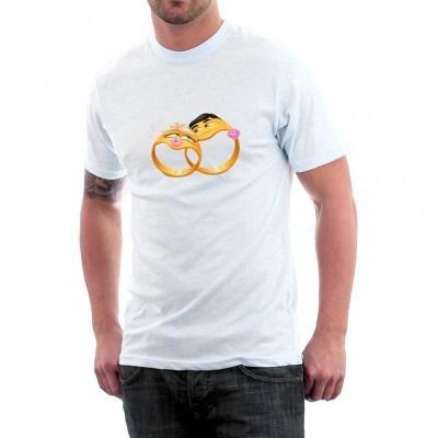 camiseta alianças