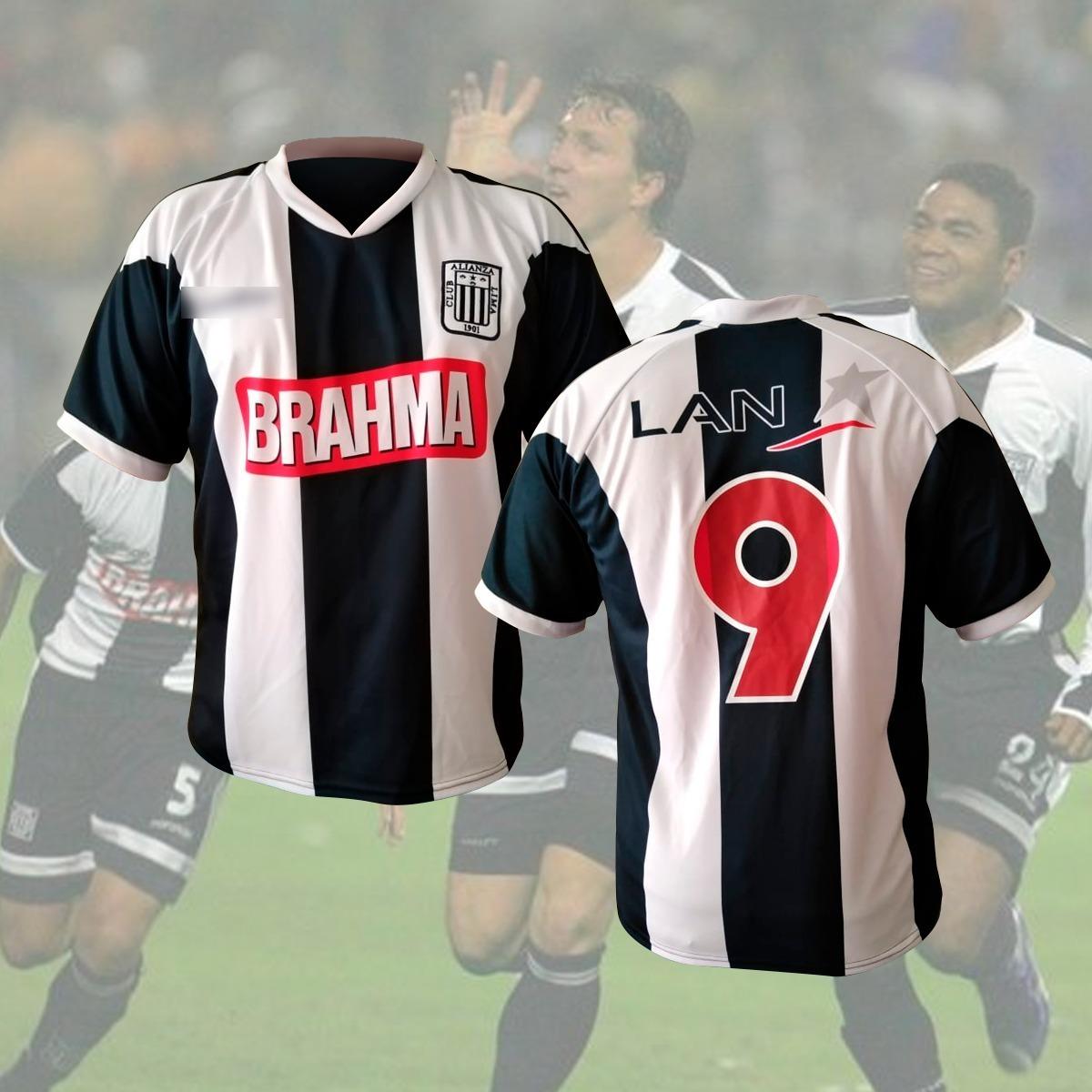 Resultado de imagen de camiseta de alianza lima 2006