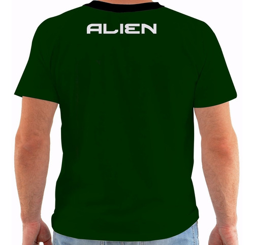 camiseta alien - movie - ridley scott - art m256