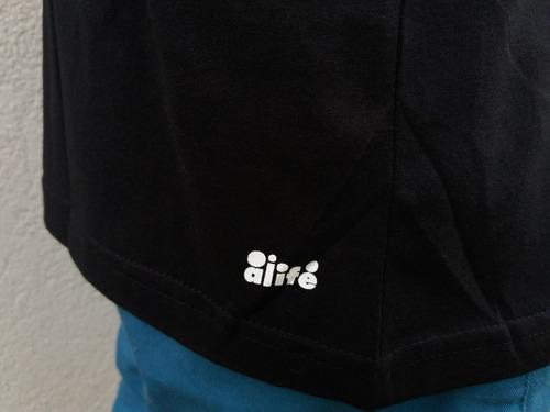 camiseta alife new york rapper raekwon preto original