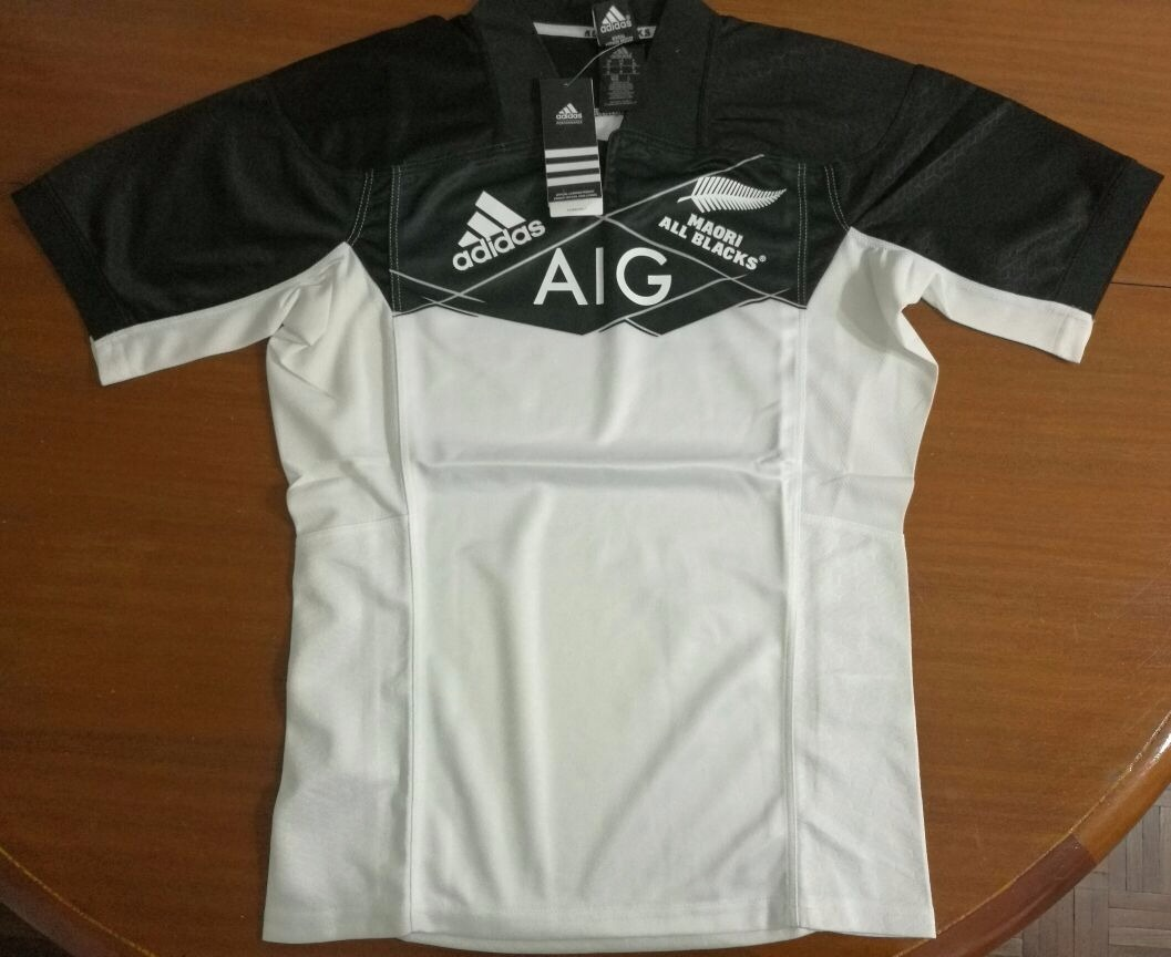 3afb6f62a Camiseta All Blacks Blanca 2017 100% Original Envío T país ...