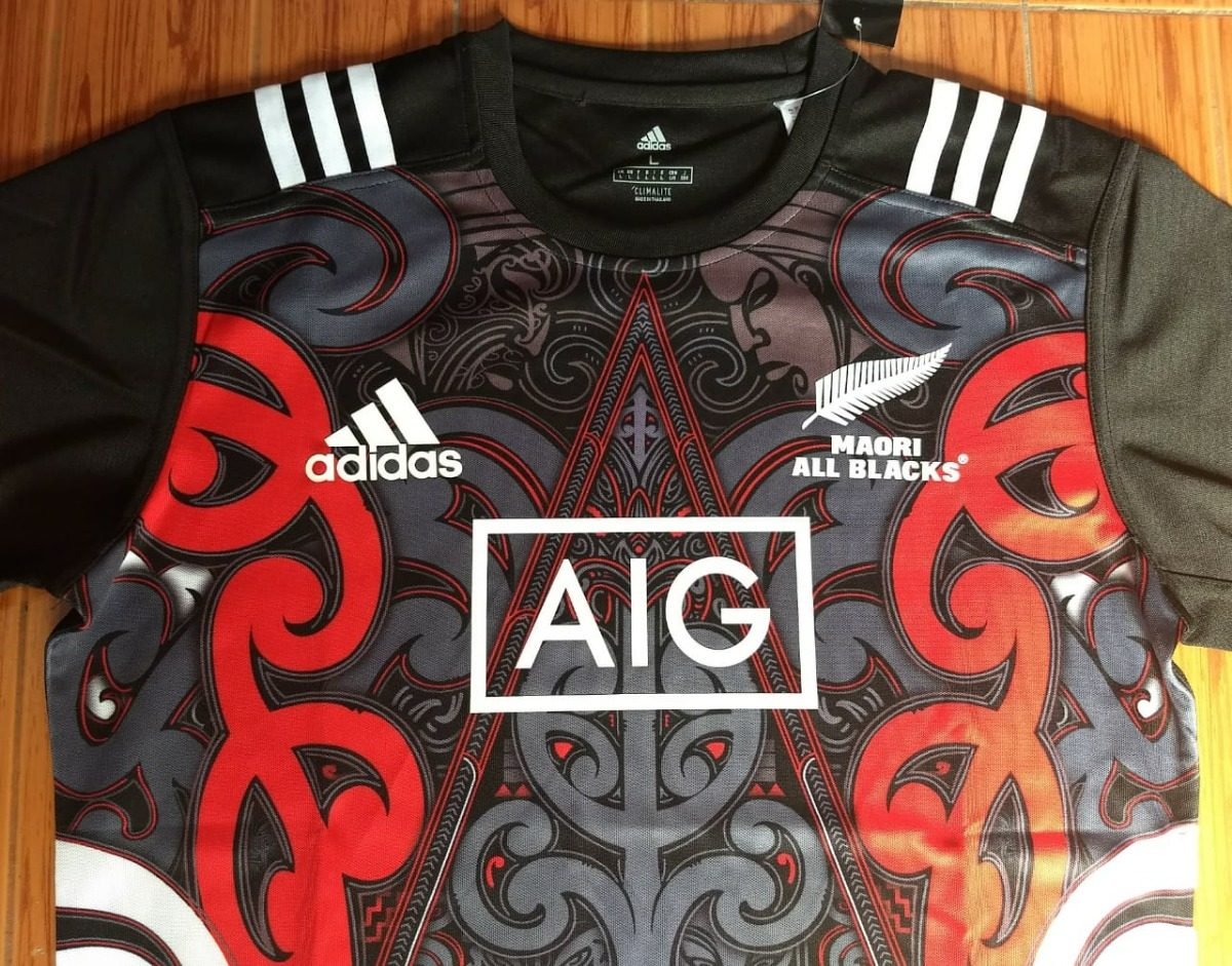 299d3bde6 camiseta all blacks maori 2018. Cargando zoom.