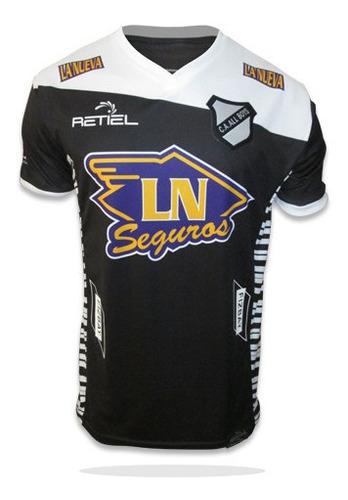 camiseta all boys suplente retiel 2019/20