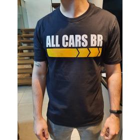 Camiseta All Cars Br + Brinde!
