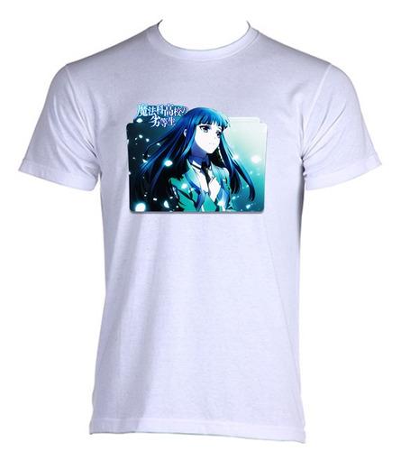 camiseta allsgeek adulto mahouka koukou no rettousei - 004